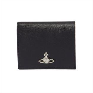 [VivienneWestwood] 折り財布 / BLACK