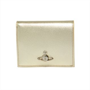 [VivienneWestwood] 折り財布 / GOLD