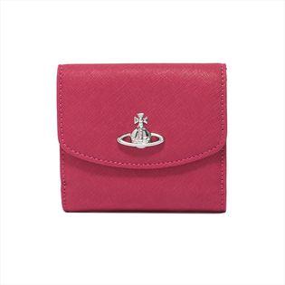 [VivienneWestwood] 二つ折り財布 / PINK