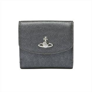 [VivienneWestwood] 二つ折り財布 / ANTHRACITE