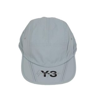 [Y-3(ワイスリー)] FOLDABLE CAP キャップ / ライトグレー