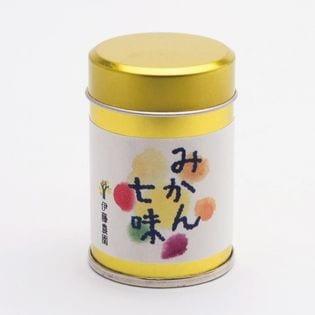 [伊藤農園]みかん七味(缶入り)