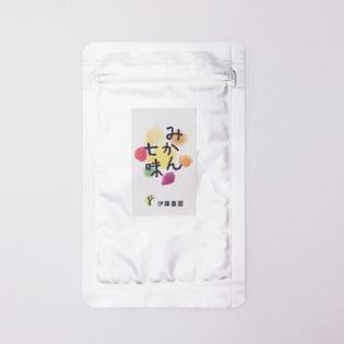 [伊藤農園]【5g×5袋】みかん七味 袋入りセット