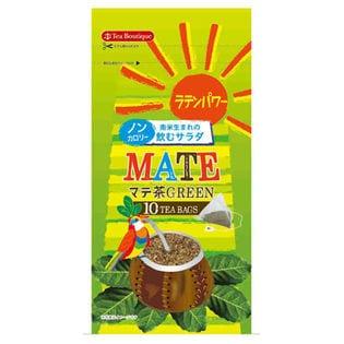 【10TB(1個)×3個】マテ・グリーン 10三角ティーバッグ(1個)×3個