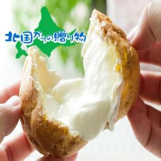 【6個入り】北海道とろとろシュー(ミルク)