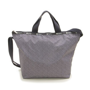 [LeSportsac]EASY CARRY TOTE トートバッグ/グレー