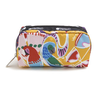 [LeSportsac]RECTANGULAR COSMETIC ポーチ/イエロー
