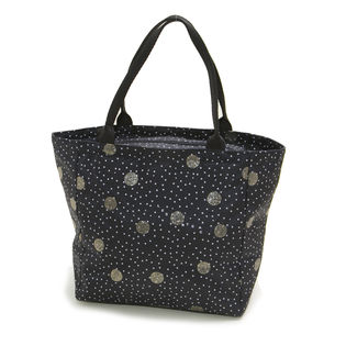 [LeSportsac]SMALL EVERYGIRL TOTE トートバッグ/ブラック