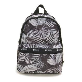 [LeSportsac]BASIC BACKPACK リュック/ブラック