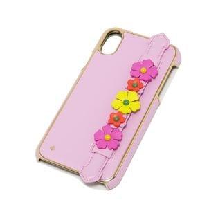 [kate spade]iPhoneXR CASE アイフォンケース / ライトピンク