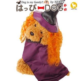 【ブラック/XLサイズ】犬 服 犬服 ハロウィン ハロウィーン魔女