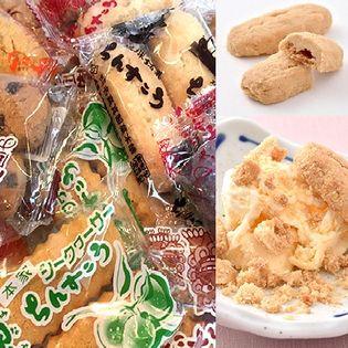 【48個(2個入り×24袋)】沖縄ちんすこう食べ比べセット※割れ・カケ有り