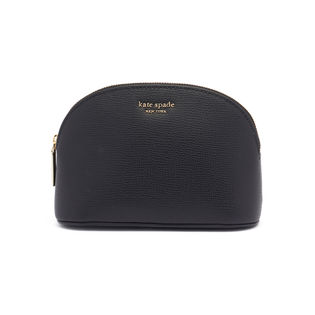 [kate spade]ポーチ SYLVIA COSMETIC CASE/ブラック