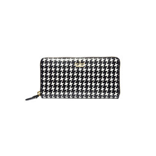 [kate spade]長財布 CAMERON STREET HOUNDSTOOTH LACEY