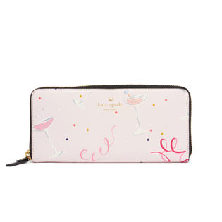 [kate spade]長財布 DASHING BEAUTY LINDSEY / ピンク