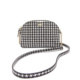 [kate spade]ショルダーバッグ CAMERON STREET HOUNDSTOOTH