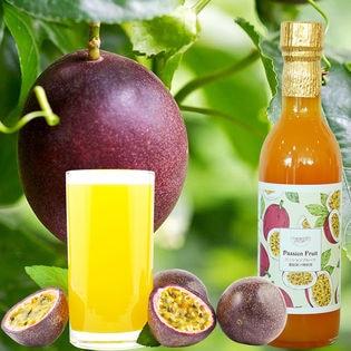 【360ml×1本】パッションフルーツ濃縮果汁希釈用