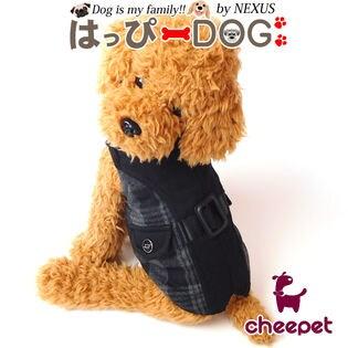 【ブラック/Mサイズ】犬 服 犬服 ドッグウェア アウター ジャケット コート