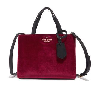 [kate spade]ハンドバッグ THOMPSON STREET VELVET SAM