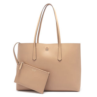 [kate spade]トートバッグ MOLLY LARGE TOTE / ベージュ