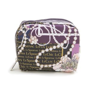 [LeSportsac]ポーチ SQUARE COSMETIC