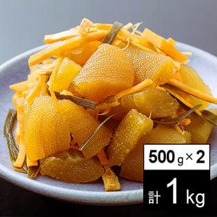 【1kg(500g×2P)】あっさり風味 数の子松前