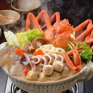 【小樽直送】紅ズワイまるごと海鮮鍋
