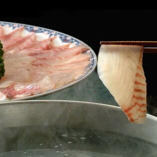 [豊洲市場海鮮鍋セット]真鯛しゃぶしゃぶセット 冷凍便