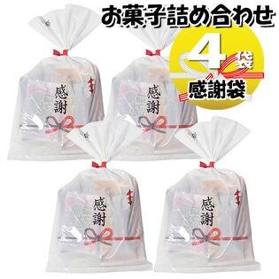 【感謝袋 4袋】 大人おつまみスナック(Aセット)