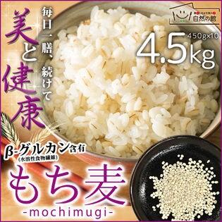 【4.5kg(450g×10)】アメリカ産 もち麦