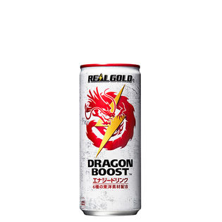 【30本】リアルゴールド ドラゴンブースト 250ml缶