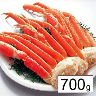 7周年特別3990円→400円OFF【700g】本ズワイガニ肩