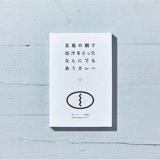 【30箱】五島の鯛で出汁をとったなんにでもあうカレー  プレーン(箱入り)