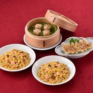 【3種】四川飯店 本格中華料理セット