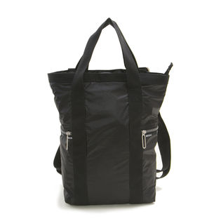 [LeSportsac]リュック DOWNTOWN BACKPACK / ブラック