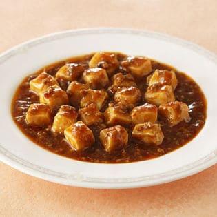 【6食】四川飯店 麻婆豆腐(豆腐入)