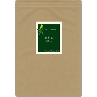 ヴィーナース【60ティーバッグ】紅花茶 2個セット