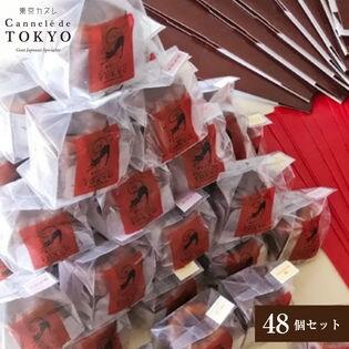 【48個セット】東京カヌレ アソート