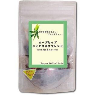 ヴィーナース【15ティーバッグ】ローズヒップ ハイビスカスブレンドティー(2個セット)