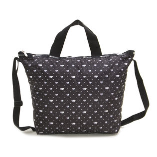 [LeSportsac]トートバッグ EASY CARRY TOTE ブラック