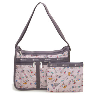 [LeSportsac]ショルダーバッグ DELUXE EVERYDAY BAG ピンク