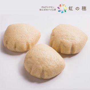【3個入り】グルテンフリー米粉パン クリームパンセット