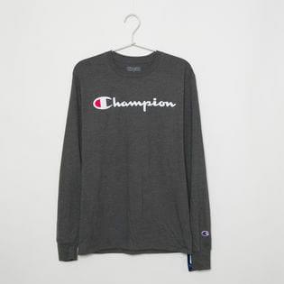 [CHAMPION]CLASSIC GRAPHIC L/S TEE【Lサイズ】