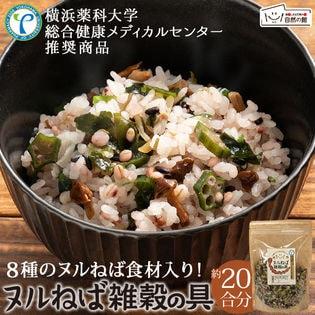 【90g】ヌルねば雑穀の具 20合分