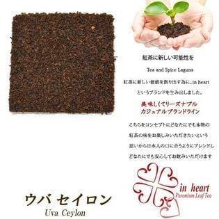 【ティーバッグ5個入】ウバ セイロン紅茶 便利なジップ付き袋入り