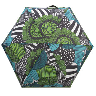 マルチ[marimekko]折り畳み傘 SIIRTOLAPUUTARHA MINI MANUAL
