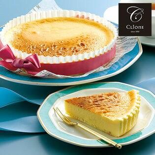 チーズケーキ専門店「クリオネ」 濃厚窯出しチーズケーキ(化粧箱入り)