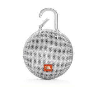 【ホワイト】JBL CLIP3 Bluetoothスピーカー ブルートゥーススピーカー