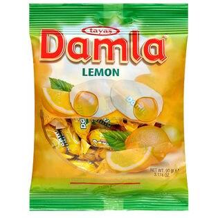 【4袋】ダムラ  レモンソフトキャンディ 90g(約19粒入)
