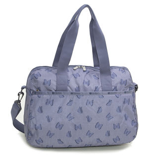 ブルー[LeSportsac]ボストンバッグ  HARPER BAG